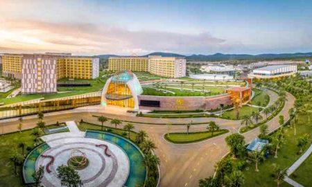Khu phức hợp Resort & Casino Corona Phú Quốc chính thức đi vào hoạt động
