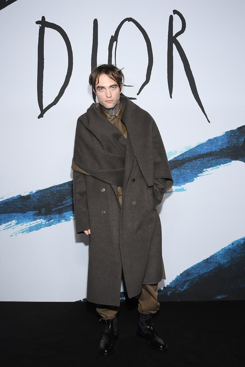 """Nam thần của phim """"Chạng Vạng"""" - Robert Pattinson."""