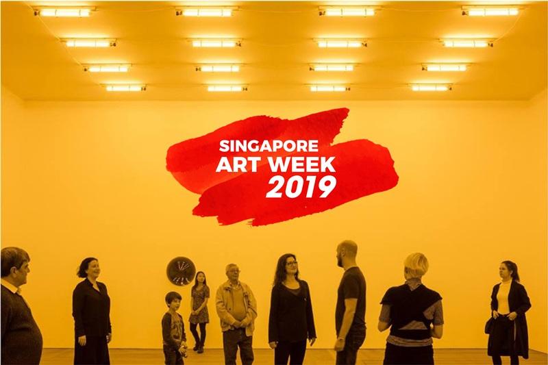 Các sự kiện không thể bỏ qua ở Tuần lễ nghệ thuật Singapore 2019 (Singapore Art Week 2019)