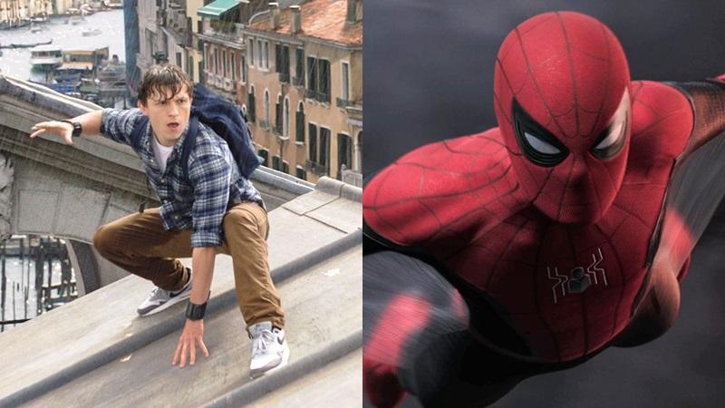 """Siêu nhện nhà Marvel """"tái xuất"""" trong """"Spider-Man: Far From Home"""""""