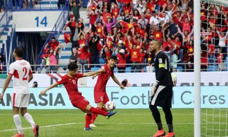 Những cầu thủ nào được chấm điểm cao nhất ở trận Việt Nam hạ Jordan?