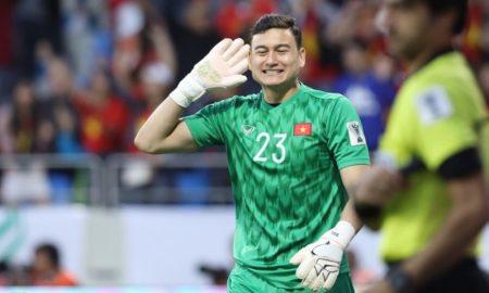 Đặng Văn Lâm nói gì khi cản phá penalty giúp Việt Nam vượt qua Jordan?
