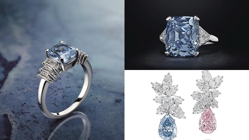 Nhẫn kim cương xanh của BVLGARI lập kỷ lục mới tại nhà đấu giá Christie's ở New York