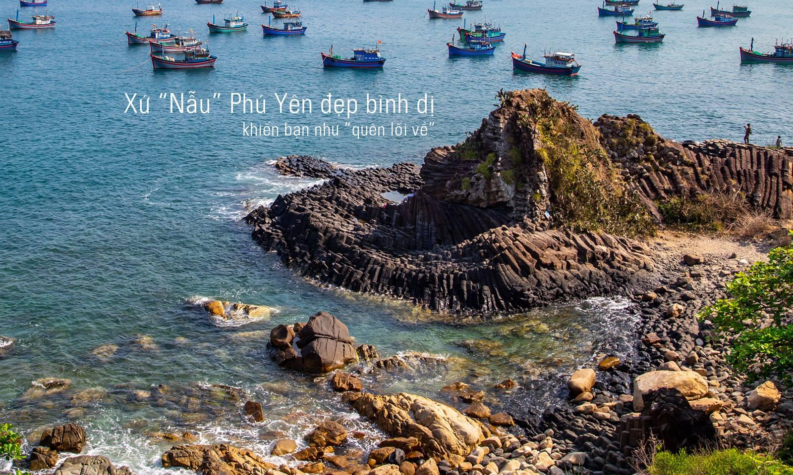 """Xứ """"Nẫu"""" Phú Yên đẹp bình dị khiến bạn như """"quên lối về"""""""