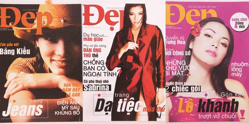 Đẹp số 9-8-7 của những năm 2002 với giá 9.700 đồng/cuốn.