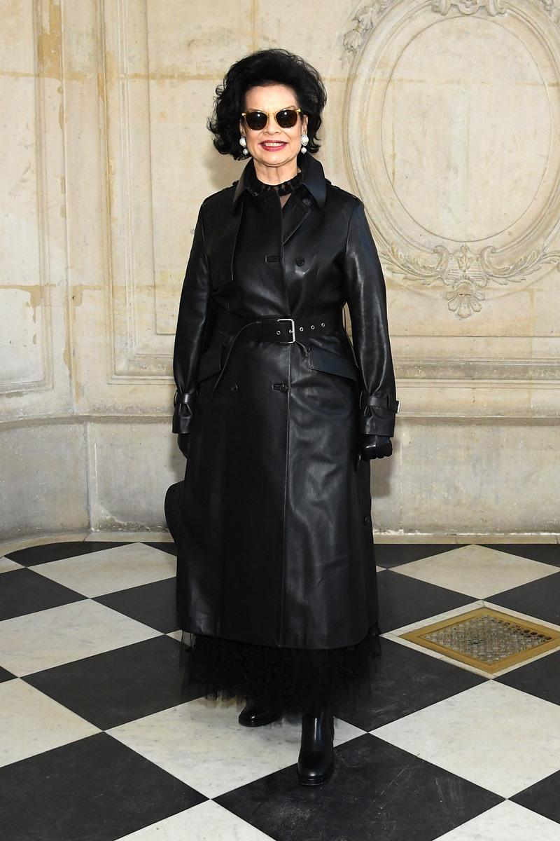 Bianca Jagger - vợ cũ của Mick Jagger, thủ lĩnh nhóm rock huyền thoại The Rolling Stones. Bà hiện là đại sứ thiện chí của Ủy hội Châu Âu, hoạt động tích cực trong các lĩnh vực về nhân quyền.