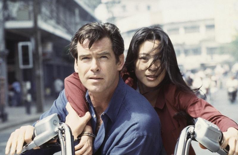 Năm 1997, Dương Tử Quỳnh tỏa sáng trên màn bạc thế giới với bộ phim
