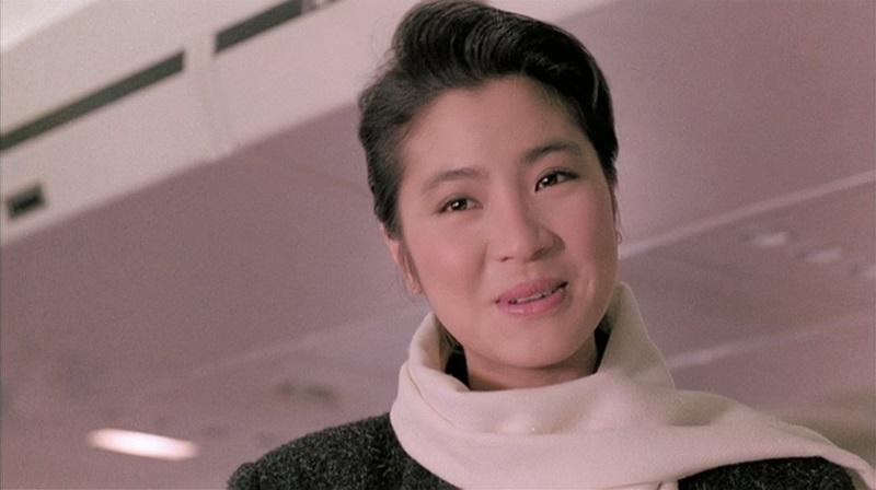 """""""Nữ cảnh sát hoàng gia"""" (Yes, Madam) - Bộ phim điện ảnh đầu tay của Dương Tử Quỳnh."""