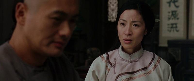 """Dương Tử Quỳnh góp mặt trong """"Ngọa hổ tàng long"""" của đạo diễn Lý An cùng tài tử Châu Nhuận."""