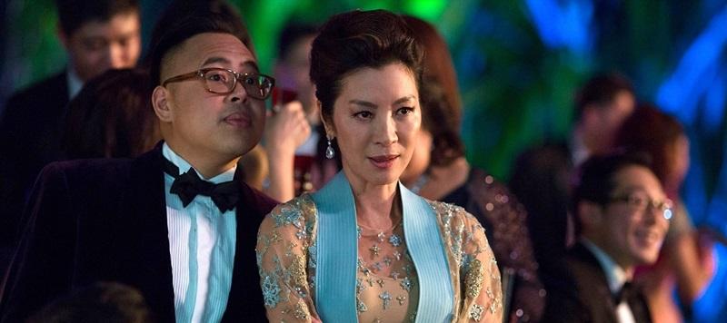 """Tới năm 2018, Dương Tử Quỳnh xuất hiện trong """"Crazy Rich Asians"""""""