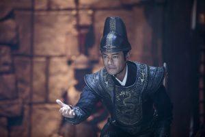 Ảnh đế Cổ Thiên Lạc trở lại với phim kiếm hiệp sau 23 năm vắng bóng