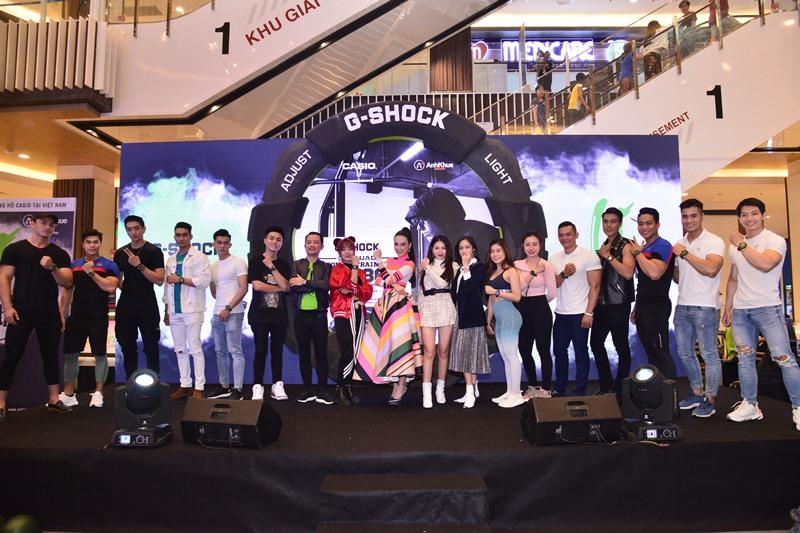 G-Shock G-Squad Challenge Day: Ngày hội cho giới trẻ đam mê thể thao