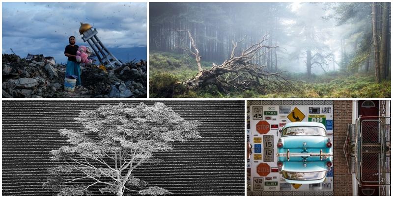 """Khi thiên nhiên """"vẽ"""" bức tranh tự họa trong năm 2018"""