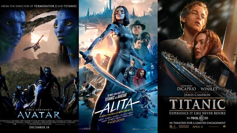 Những kiệt tác nào làm nên tên tuổi của đạo diễn huyền thoại James Cameron?