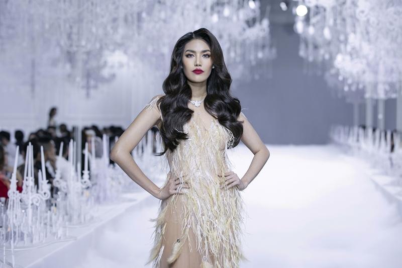 Siêu mẫu Lan Khuê sẽ xuất hiện tại triển lãm mùa cưới 2019