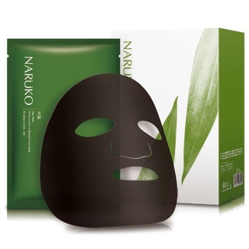 Mặt nạ Naruko trà tràm: Cứu tinh cho làn da mụn