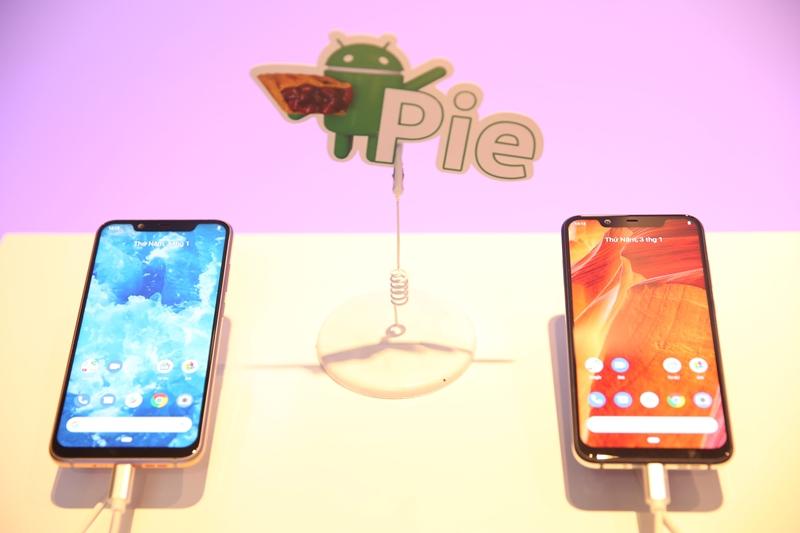 Nokia 8.1 chạy Android 9 Pie và thuộc chương trình Android One của Google, đồng nghĩa nó sẽ được hỗ trợ cập nhật bảo mật cũng như nâng cấp lên phiên bản mới nhanh hơn và trong thời gian dài hơn, giúp người dùng trải nghiệm thêm nhiều tính năng mới.