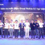 HMD Global ra mắt điện thoại Nokia 8.1 tại Việt Nam với giá 7,99 triệu đồng