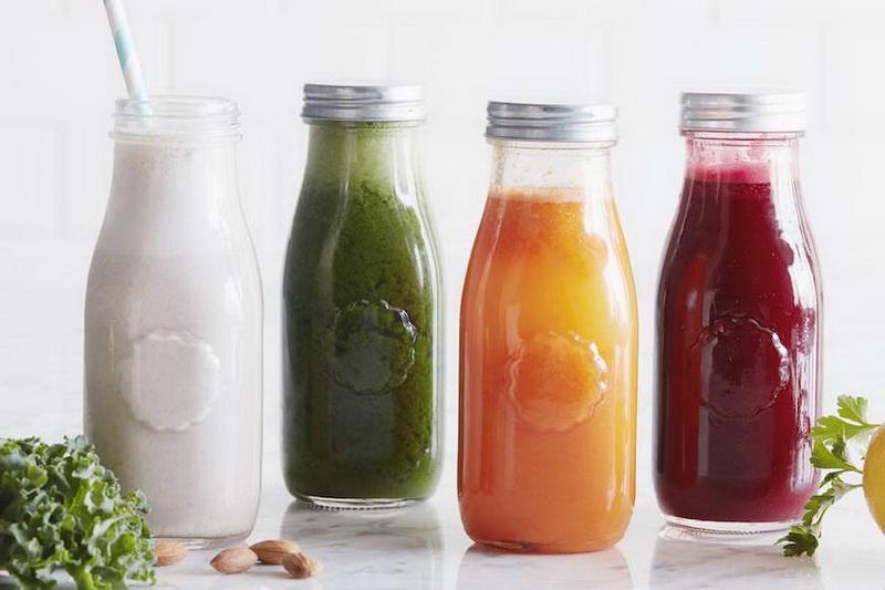 Nước ép không thể thay thế hoàn toàn trái cây và rau củ