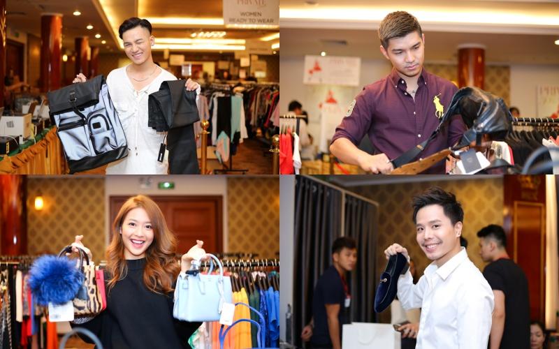Diễn viên Khả Ngân,Diễn viên/Ca sĩ Cường Seven,Ca sĩ Ali Hoàng Dương,Ca sĩ Trịnh Thăng Bình