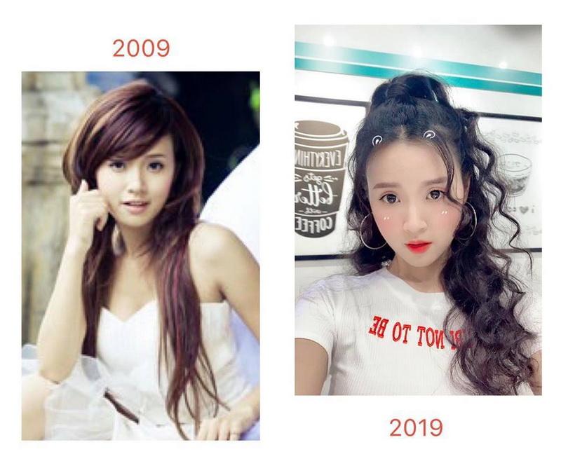 Sau 10 năm Midu vẫn sở hữu vẻ đẹp tinh khôi như ngày nào