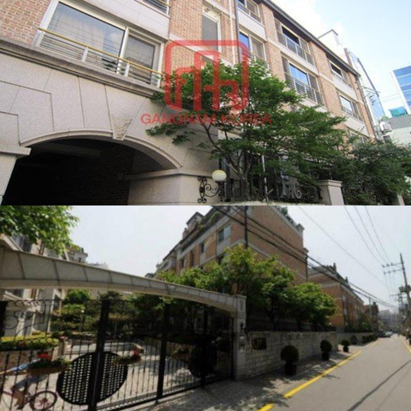Bên ngoài ngôi nhà trị giá hơn 24 tỷ đồng của Seohyun.