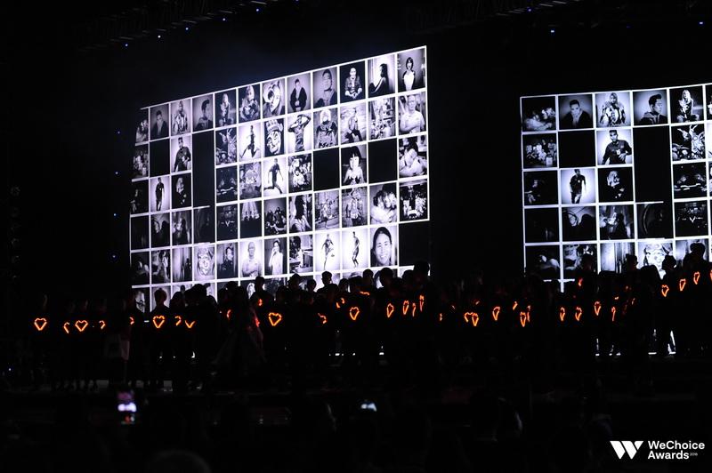 """Ca khúc chủ đề """"Mặt trời ẩn trong tim"""" được thể hiện bởi Song Luân, Han Sara, PB Nation, Mr.A trong ca khúc chủ đề """"Mặt trời ẩn trong tim"""" của tác giả Andiez gây xúc động tới khán giả."""