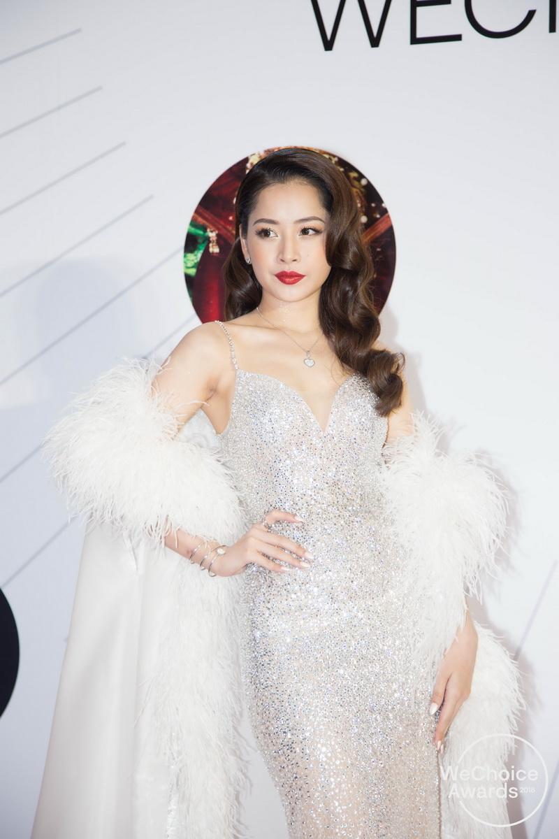 ... cùng với ca sĩ, diễn viên Chi Pu là một trong những sứ giả truyền cảm hứng cho WeChoice.