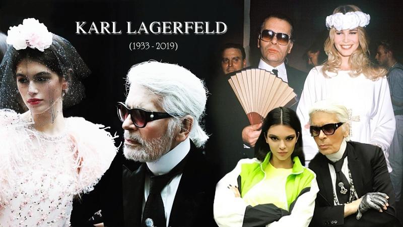 Kendall Jenner, G-Dragon và sao quốc tế bày tỏ tiếc thương trước sự ra đi của  Karl Lagerfeld