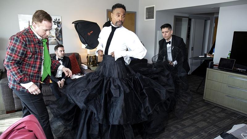 Buổi fitting trang phục trước Lễ trao giải Oscar 2019