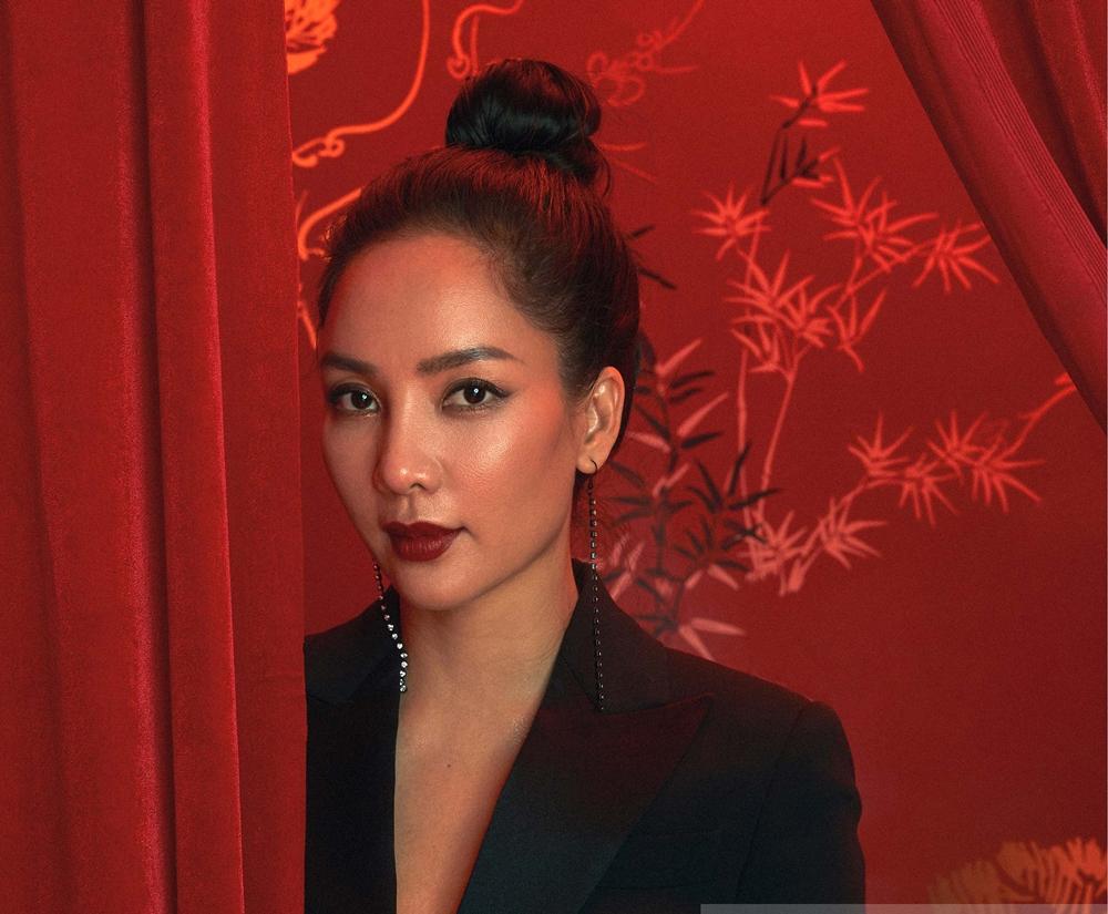 """Nữ doanh nhân Mai Son X DSQUARED2: Khi cá tính là """"vũ khí tối thượng"""" của sự quyến rũ"""