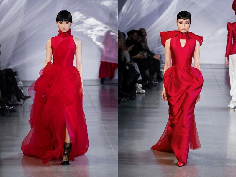 Màu đỏ tượng tương cho tình yêu, niềm khao khát và sự đam mê.