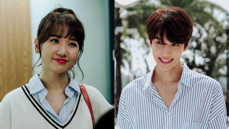 Cựu thành viên SS501 đóng phim cùng Hari Won