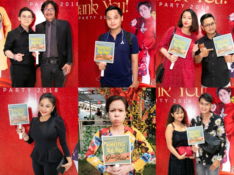 Huỳnh Lập còn rủ nhiều bạn bè, anh chị em nghệ sĩ, nhà báo và người hâm mộ cùng mình tham gia lan tỏa thông điệp tích cực này.