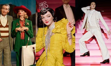 """Đắm mình vào không gian """"nhuốm màu"""" kinh điển trong chiến dịch quảng cáo Xuân Hè 2019 của Gucci"""