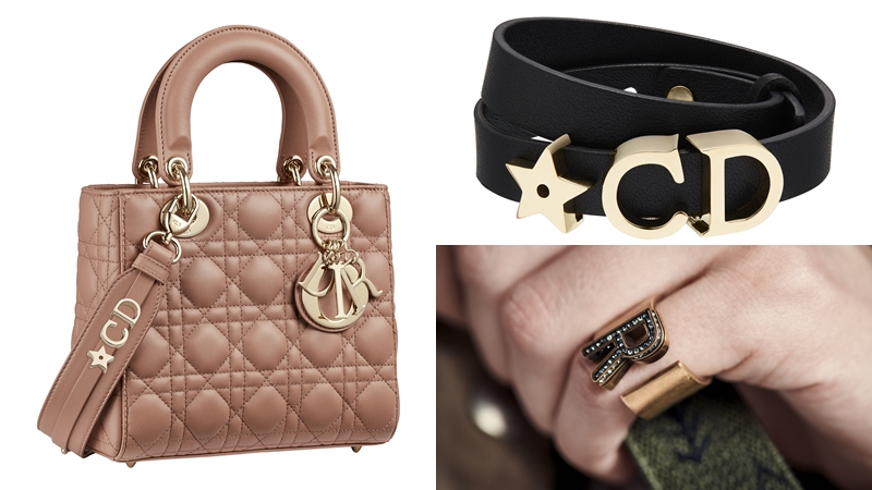 """Bảng chữ cái sang chảnh của Dior khiến các tín đồ thời trang """"rụng tim"""""""