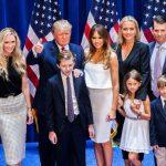 Tổng thống Mỹ Donald Trump và những bài học dạy con đắt giá