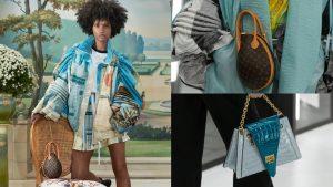 """Vũ trụ túi xách """"độc nhất vô nhị"""" của Louis Vuitton trong BST Xuân Hè 2019"""
