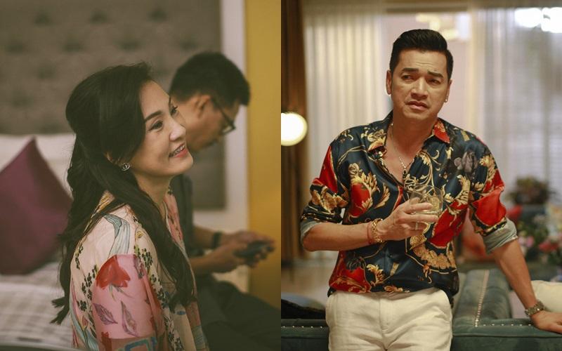 Những mảng hài duyên dáng của Quang Minh - Hồng Đào sẽ đem đến giây phút thư giãn cho khán giả.