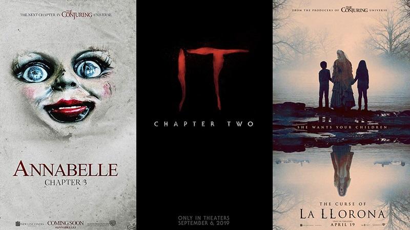3 phim kinh dị đáng chú ý nửa đầu năm 2019