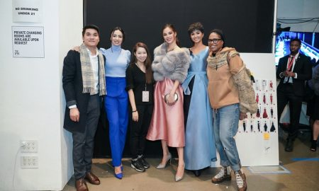 """PHUONG MY """"chào sân"""" Tuần lễ Thời trang New York với hình ảnh phụ nữ Á Đông"""
