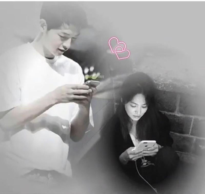 Năm tháng đó Song Joong Ki như muốn cho cả thế giới biết rằng, cô gái anh yêu là Song Hye Kyo.