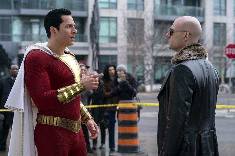 """Liêu siêu anh hùng sẽ """"giơ cờ trắng"""" đầu hàng trước siêu phản diện Thaddeus Sivana?"""