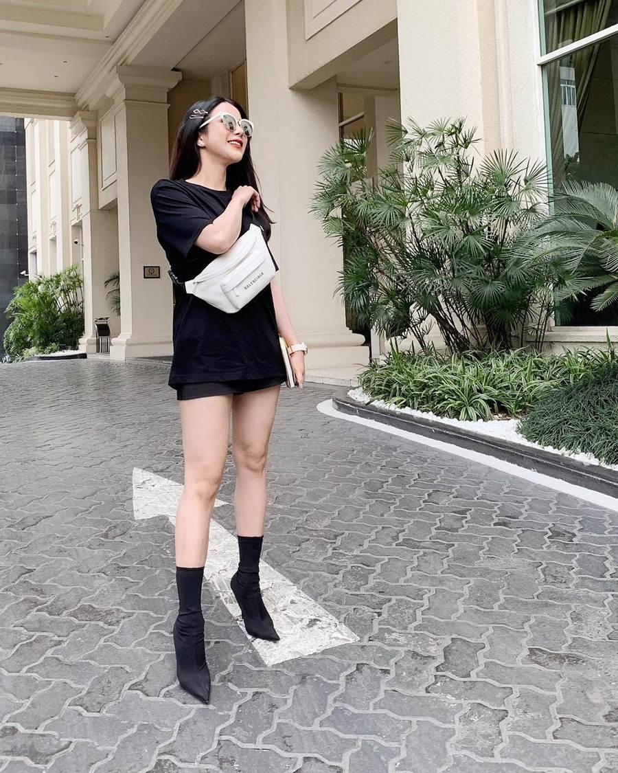 street style, mỹ nhân Việt
