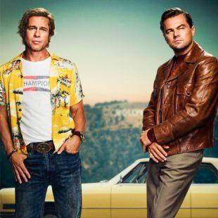 Brad Pitt, Leonardo DiCaprio và Quentin Tarantino: sự kết hợp đáng mong chờ của năm 2019