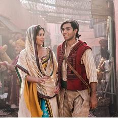 """Trailer chính thức của """"Aladdin"""" đầy thổn thức với ca khúc kinh điển """"A Whole New World"""""""