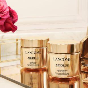 Sức mạnh tái tạo làn da tối ưu trong 28 ngày từ hoa hồng Lancôme