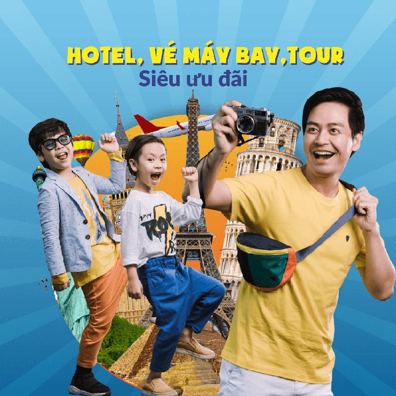 Ngàn vé rẻ, voucher nghỉ dưỡng 5 sao chỉ 0 đồng tại Vietnam Travel Fest 2019