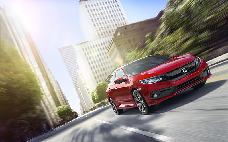 Honda Việt Nam ra mắt Civic 2019 có thêm bản thể thao RS