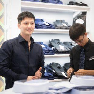 Thương hiệu sơ mi từ Ý Camicissima khai trương cửa hàng đầu tiên tại Việt Nam